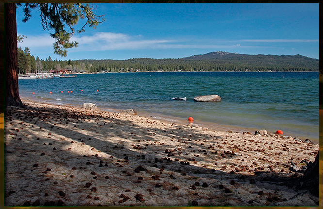 Payette Lake, McCall - Idaho