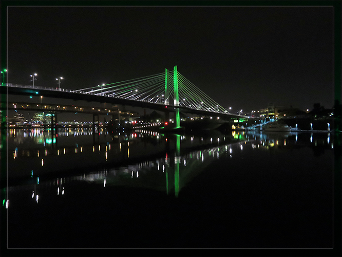 Tilikum Crossing Washington